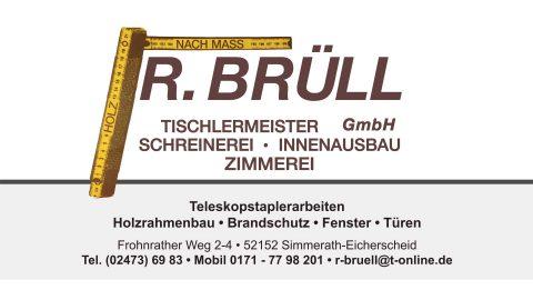 Logo R.Brüll